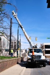 Assist a major electric utility deploying improved smart grid connectivity